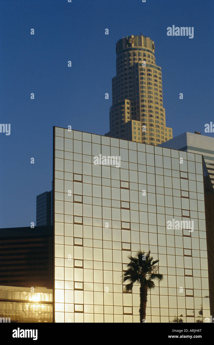 Los Angeles, California, United States of America (U.S.A.), North America - Stock Image