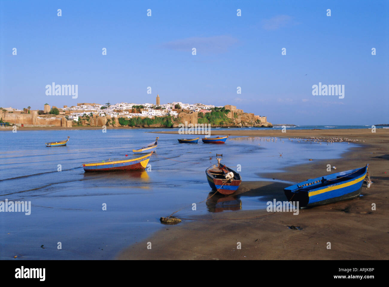 Rabat, Morocco, North Africa - Stock Image