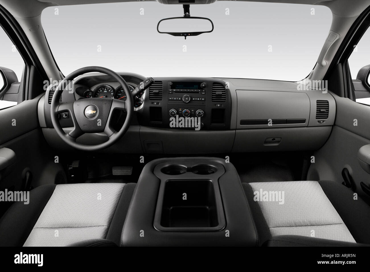 Silverado 2005 chevy silverado center console : Silverado 2500 Stock Photos & Silverado 2500 Stock Images - Alamy