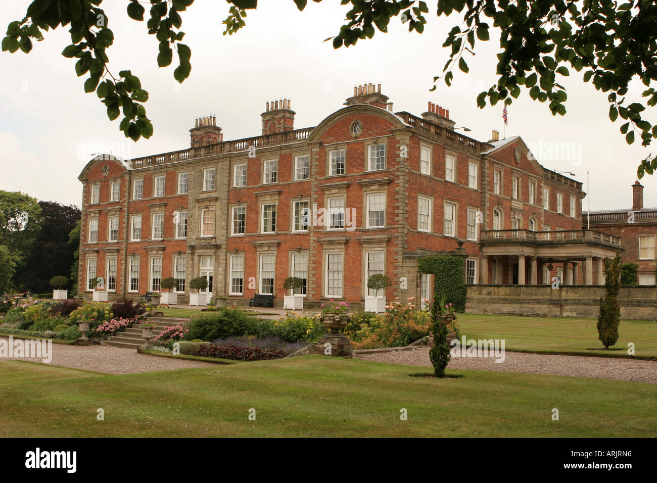 Weston Park Shropshire The 17th Century House And Gardens