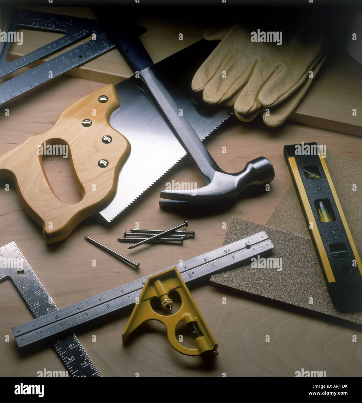 Tools - Stock Image