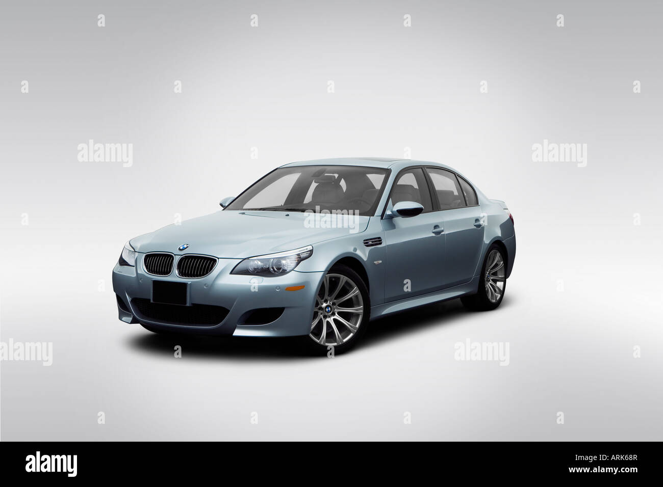 2008 BMW 5 Series M5 In Silver