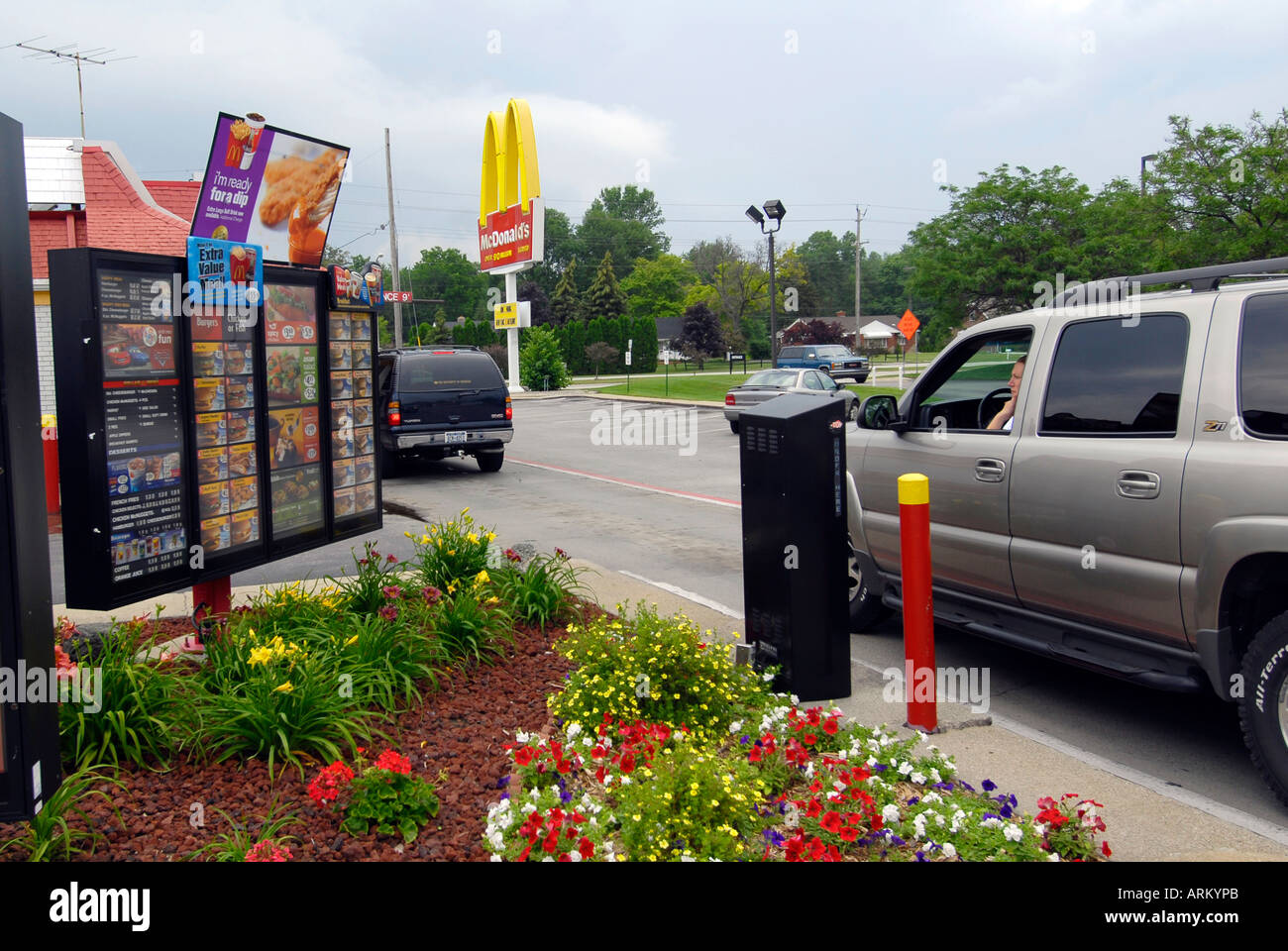 How to Order at a Restaurant DriveThrough