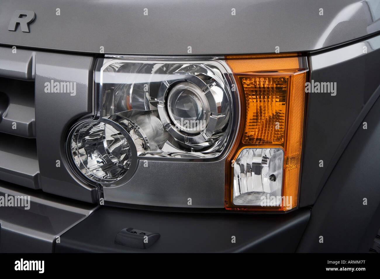 aftermarket land rover lr3 headlights
