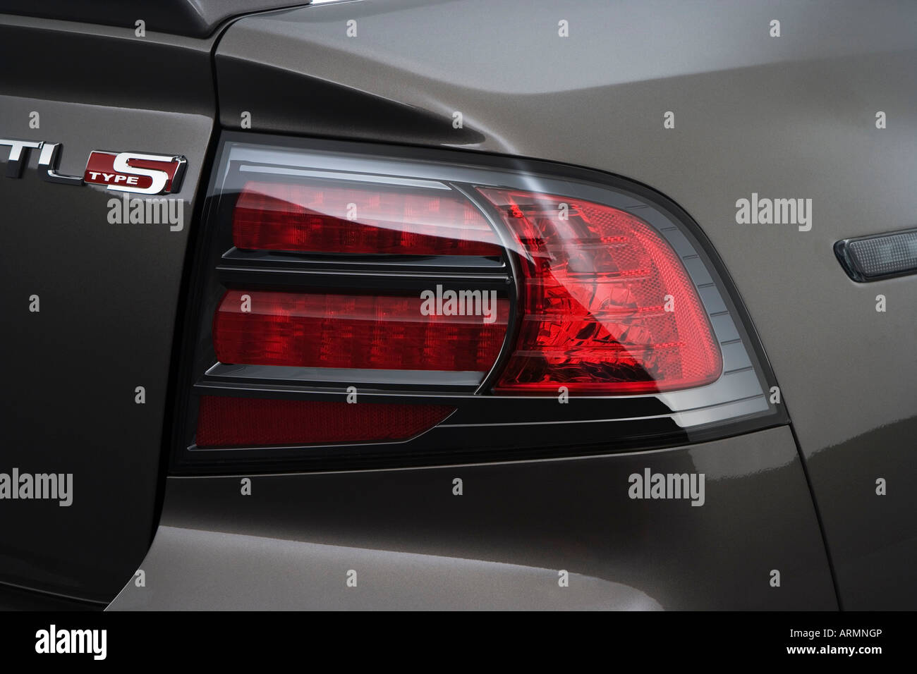 Acura Tl Type In Stock Photos Acura Tl Type In Stock - Acura tl tail lights