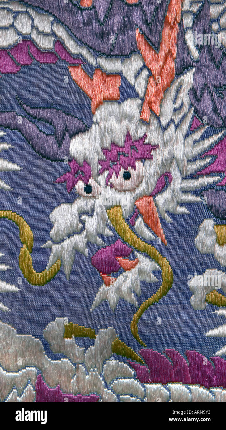 Silk Embroidery Stock Photos Silk Embroidery Stock Images Alamy