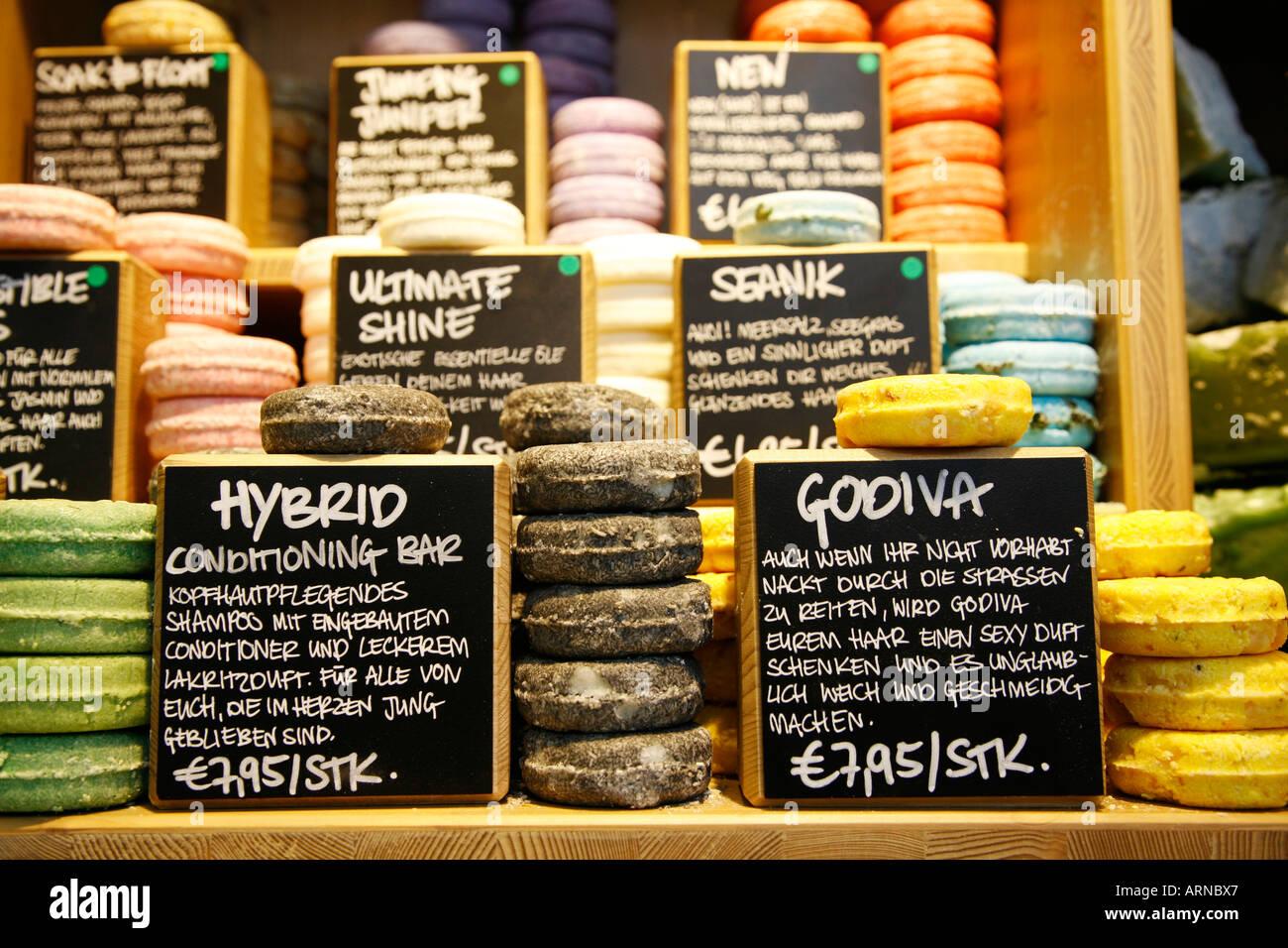 Soap shop handmade soaps Stock Photo: 9197030 - Alamy