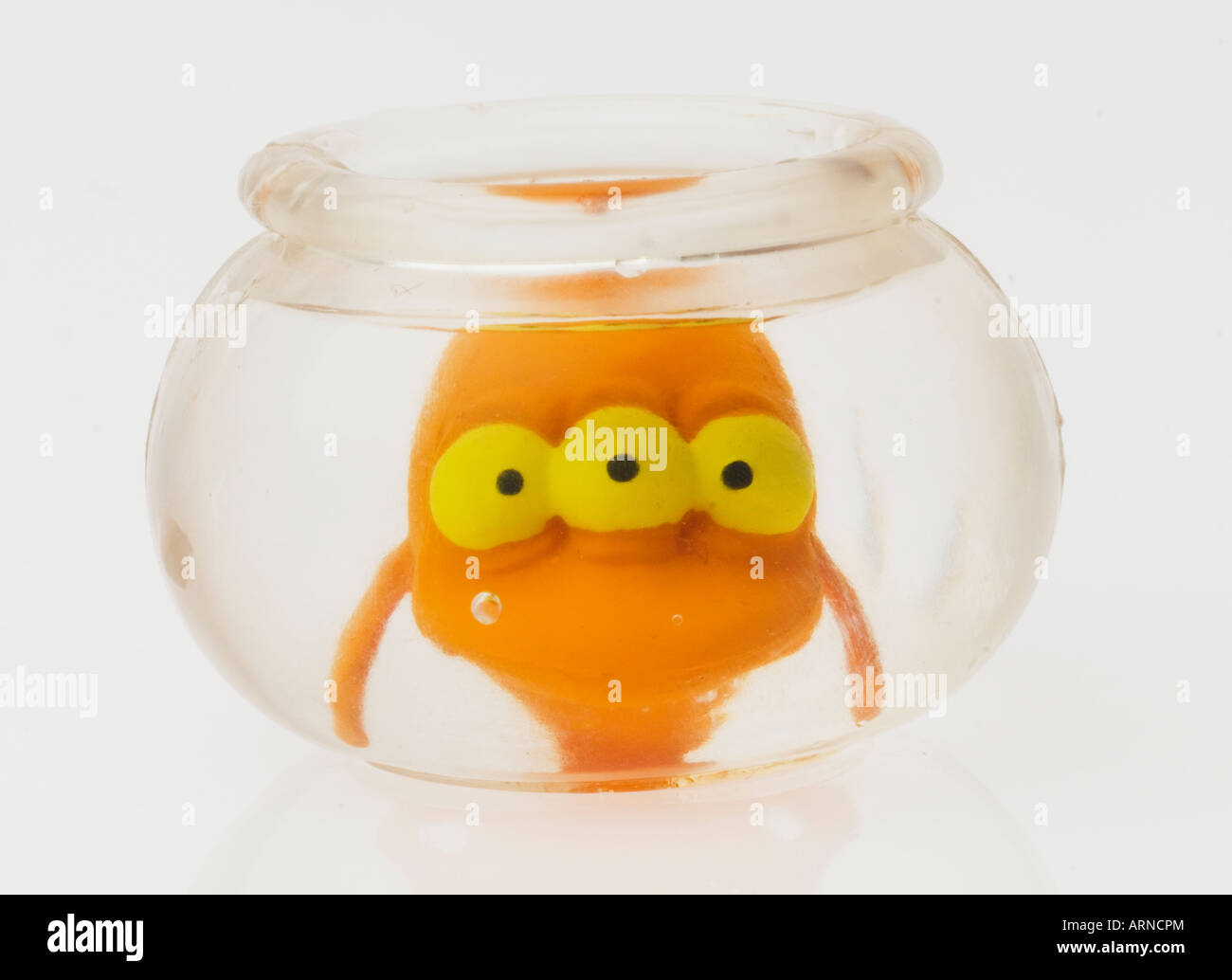 Blinky Stock Photos Images Alamy Flipper Owl Hearty Orange The Nuclear 3 Three Eyed Fish Image