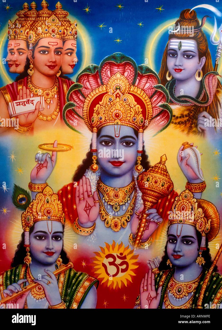 Brahma Vishnu Shiva Stock Photos & Brahma Vishnu Shiva ...  Brahma Vishnu S...