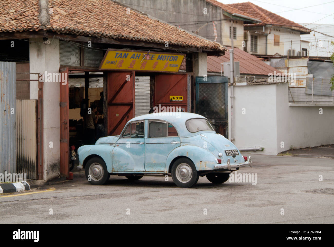 morris, minor, classic, car, English, bmc, British, motor, company ...