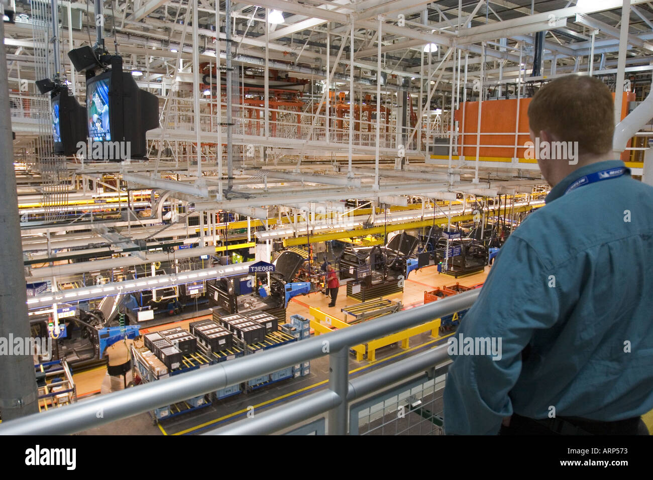 Ford motor company dearborn truck plant stock photo for Ford motor company jobs dearborn mi