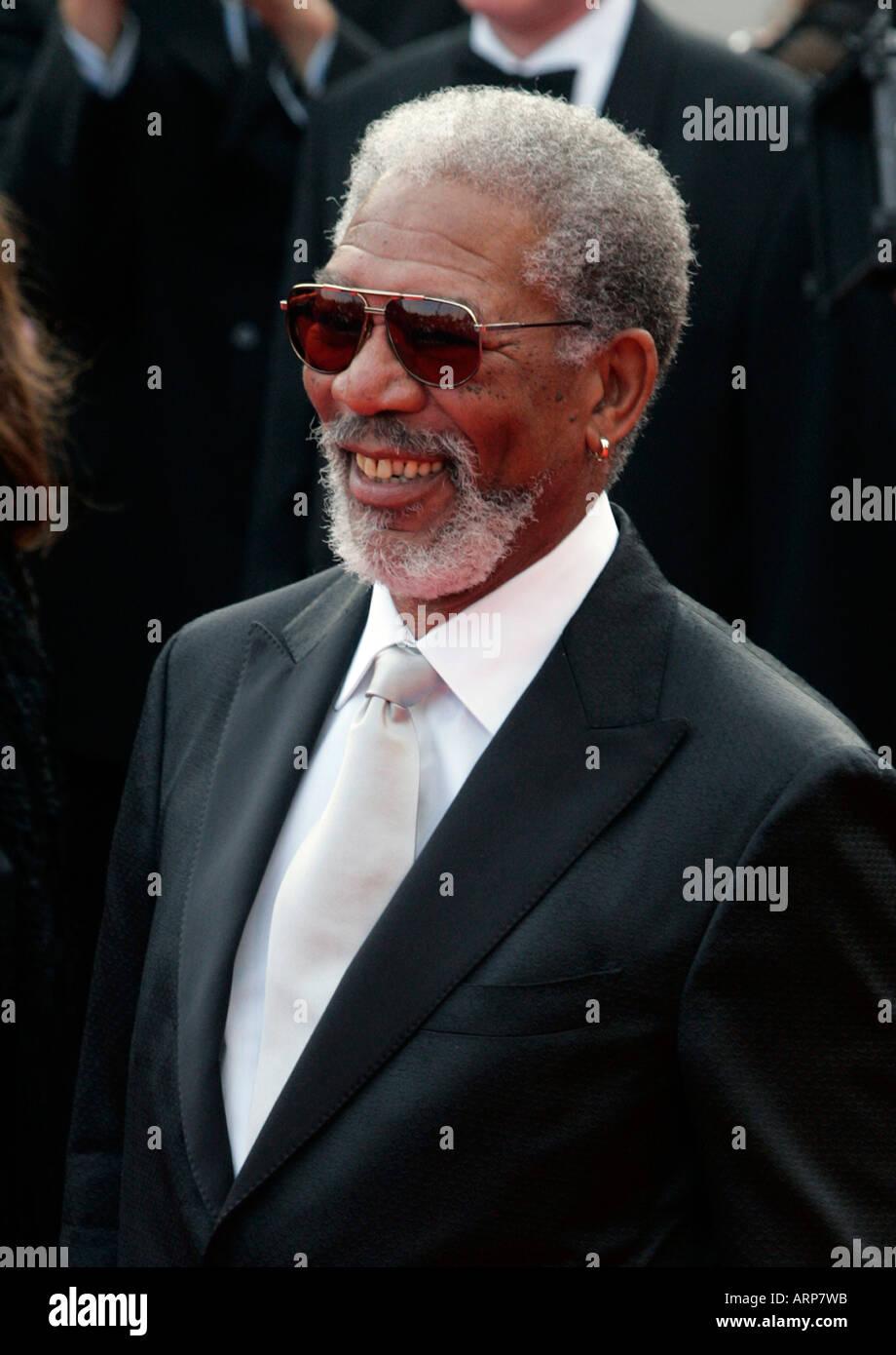 Morgan Freeman As Narrator Voice Stock Photos & Morgan