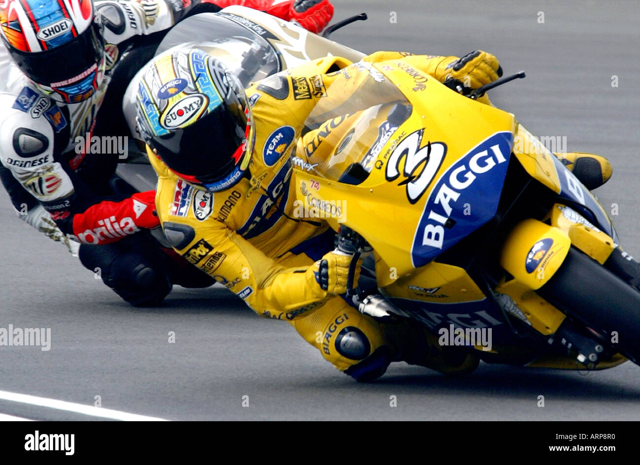 Max biaggi moto gp rider for the 2004 camel honda team for Camel motors on park and ajo