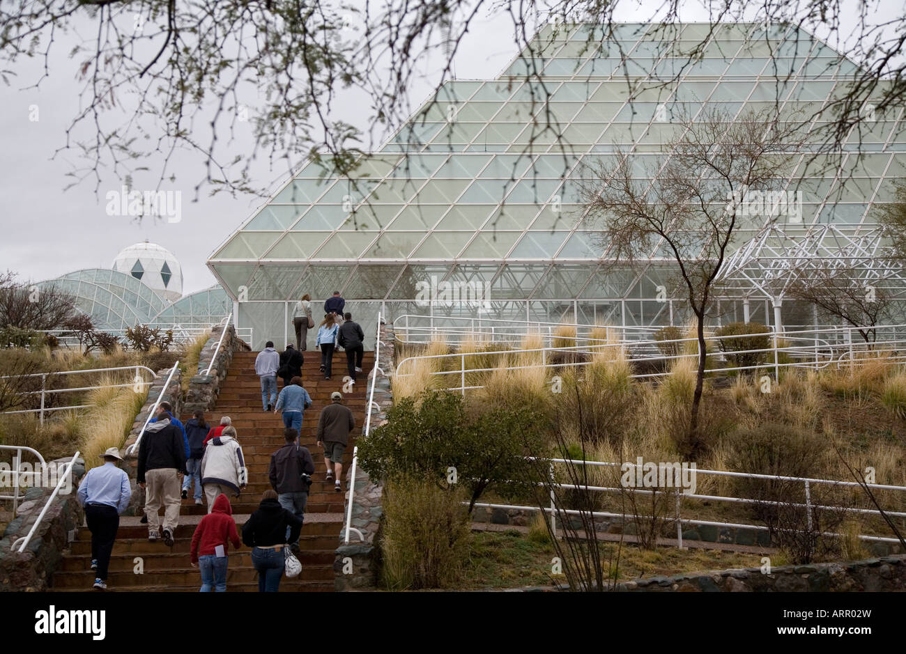 Biosphere 2 - Stock Image