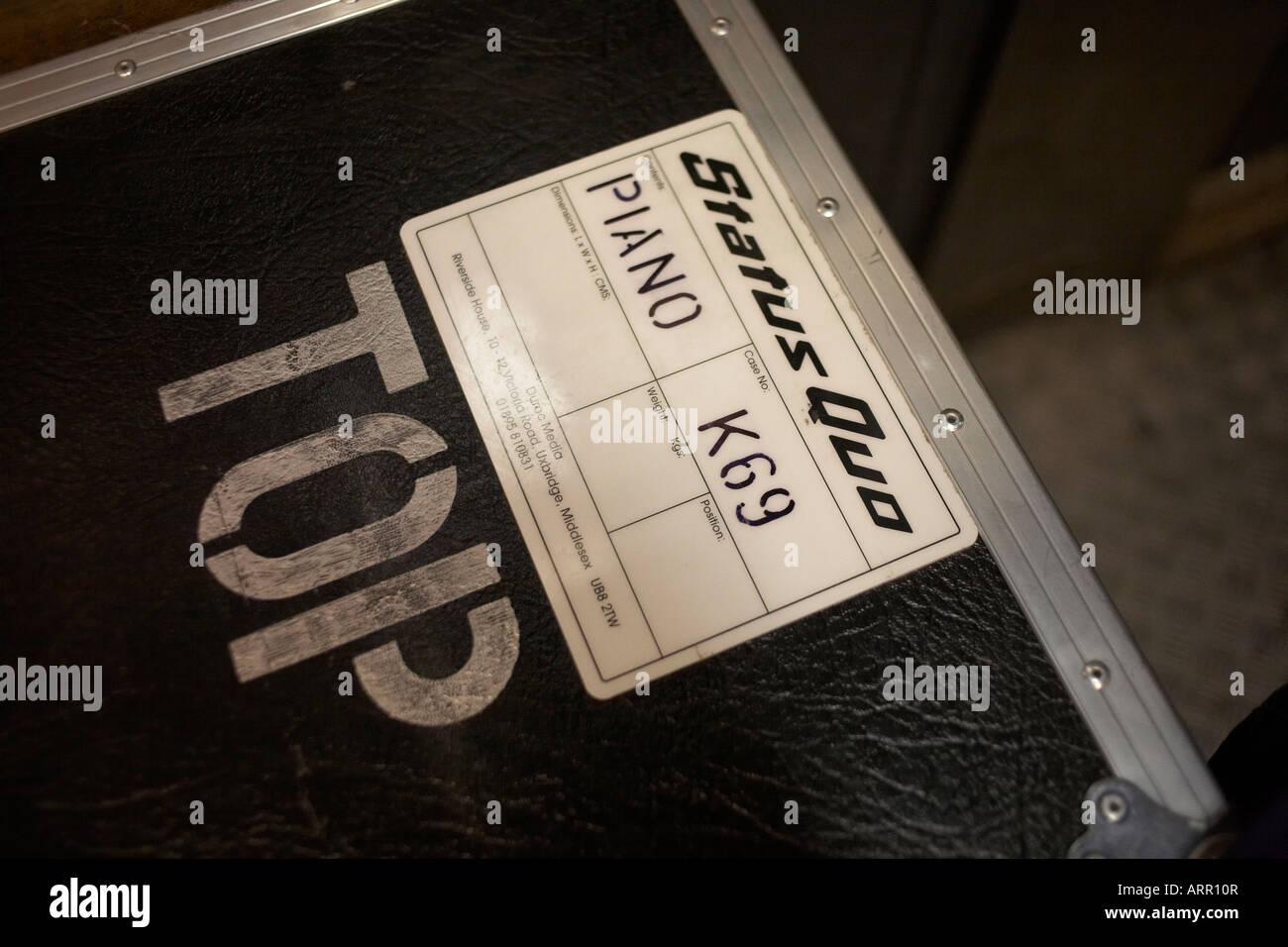 Roadie Stock Photos & Roadie Stock Images - Alamy