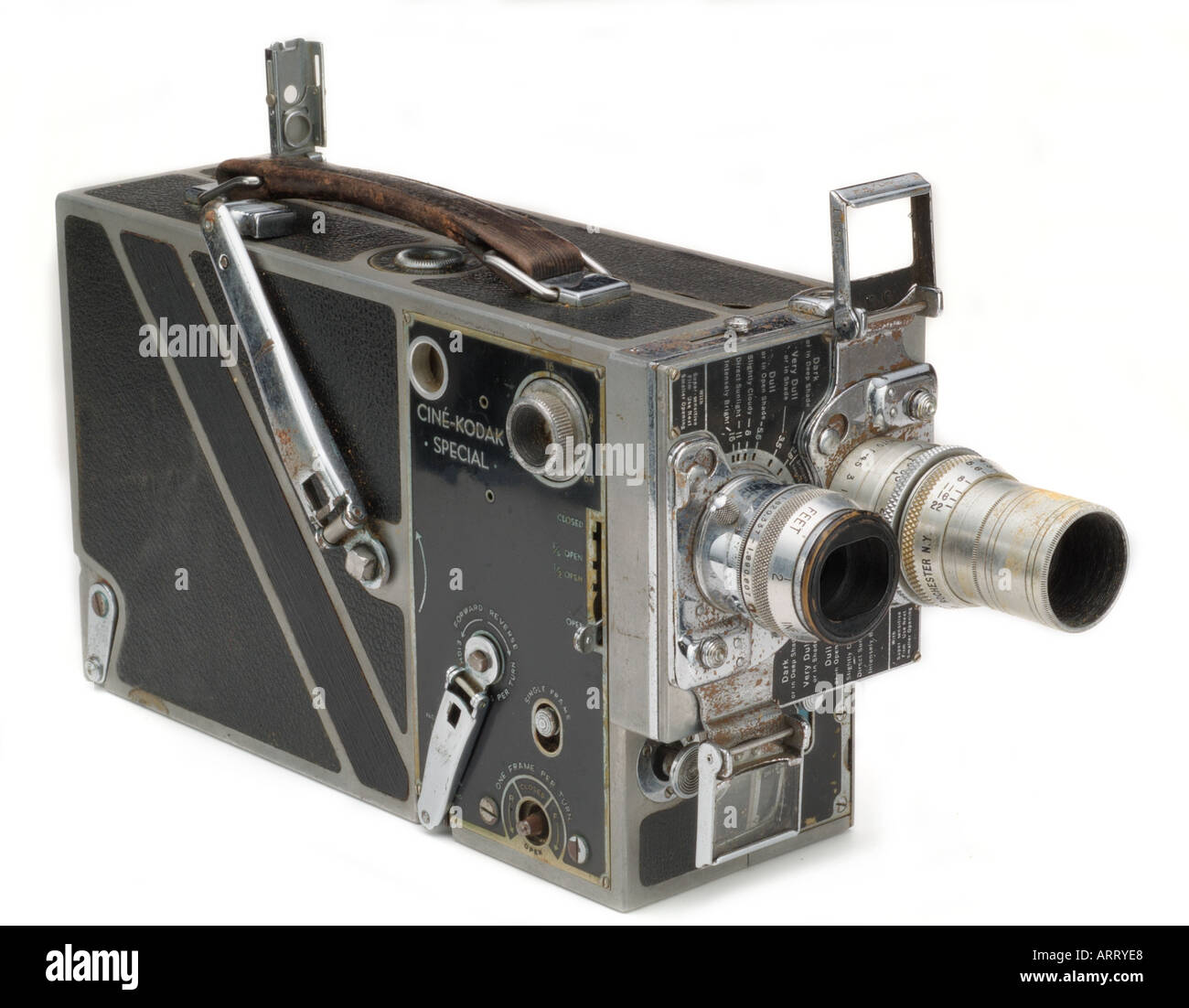 Kodak special Vintage 16mm cine film camera England UK