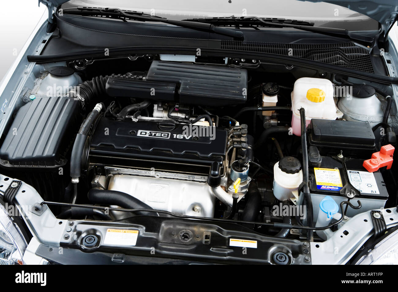 How To Change The Starter On A  Suzuki Forenza