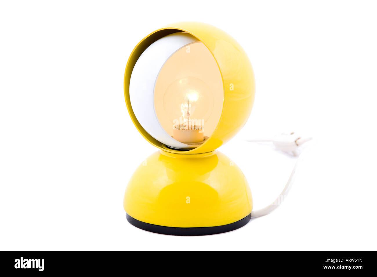 Eclipse lamp - Stock Image