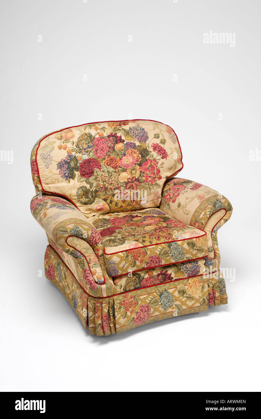 Arm Chair - Stock Image