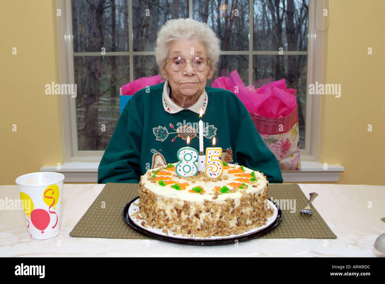 85 Birthday Cake Stock Photos 85 Birthday Cake Stock Images Alamy