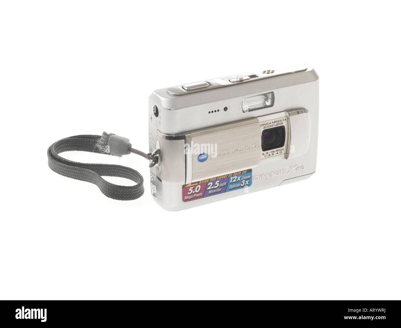 Compact Digital Camera - Stock Image