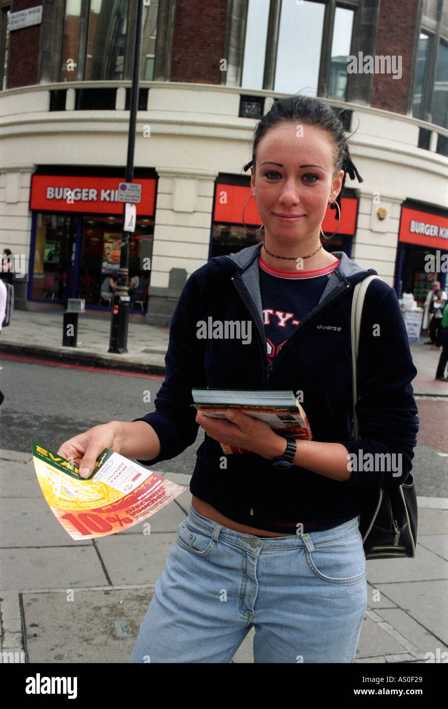 handing out leaflets stock photos handing out leaflets stock