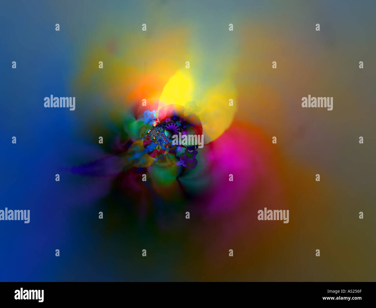 Billowing - Stock Image
