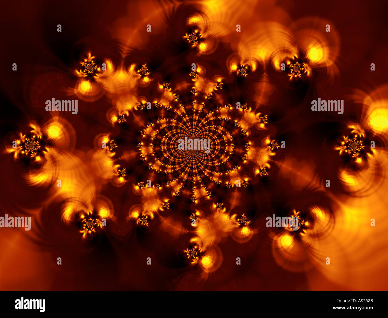 Star dance - Stock Image