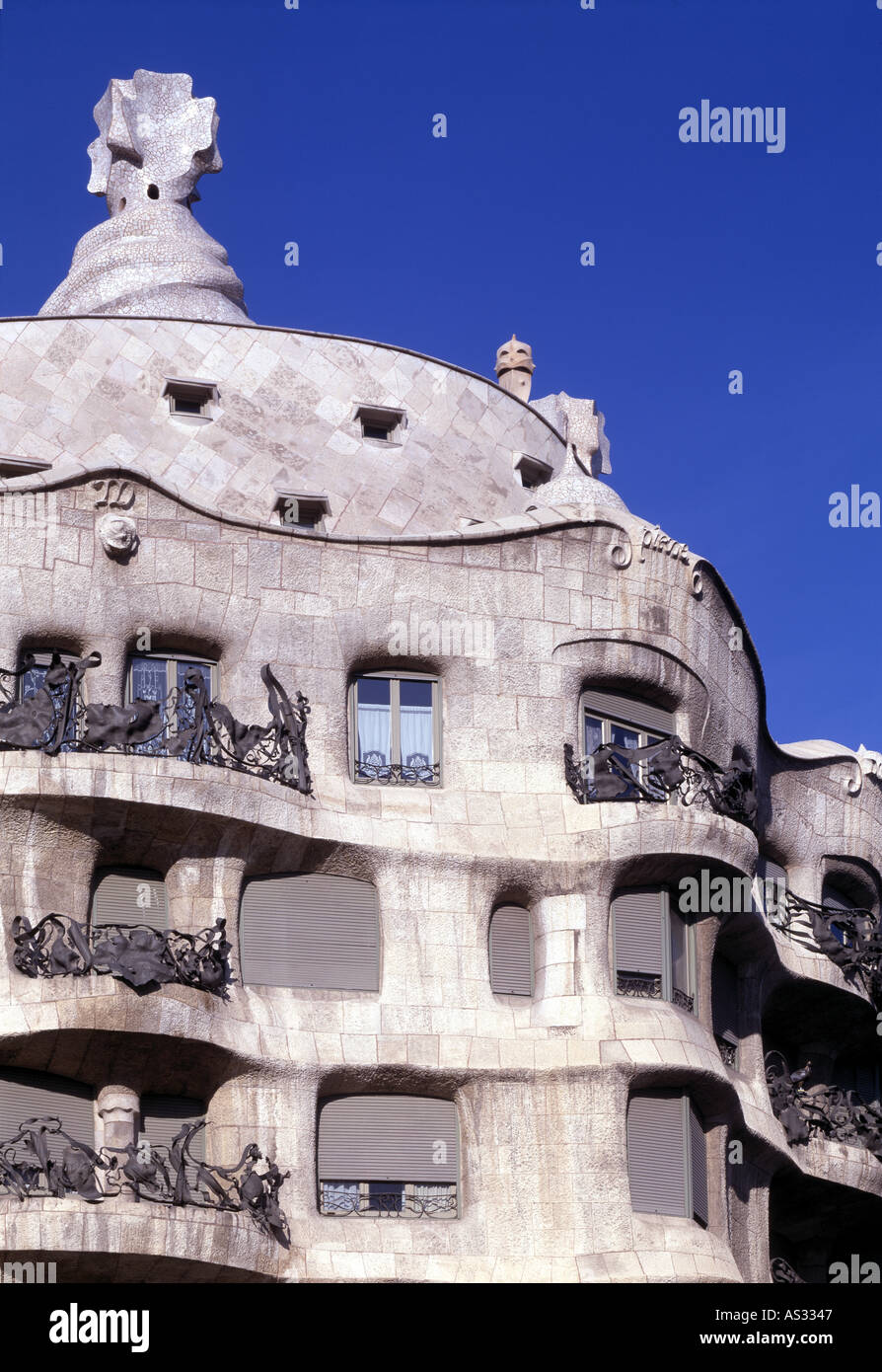 By antoni gaudi 1910 stock photos by antoni gaudi 1910 stock images alamy - Architekt barcelona ...