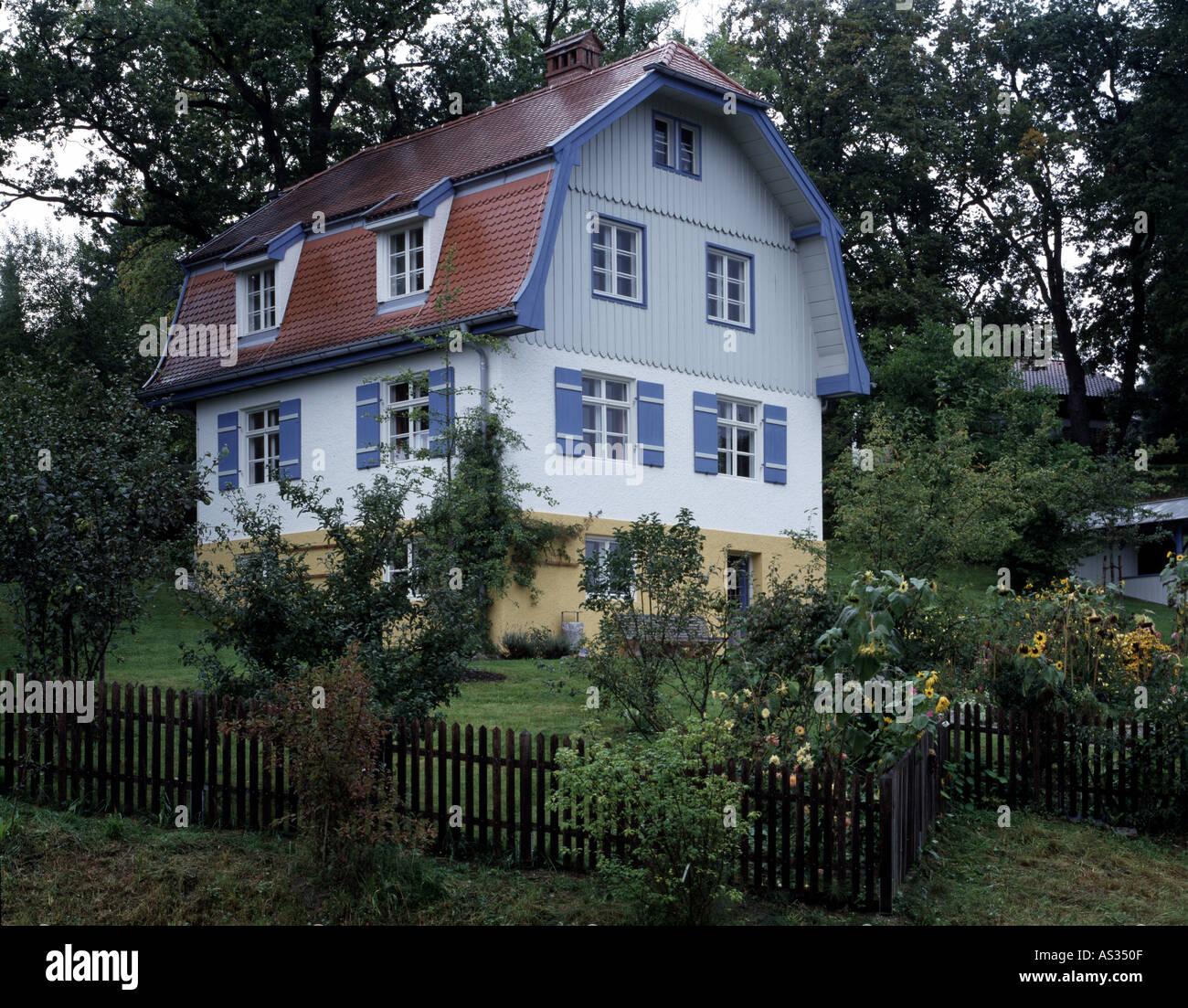 Murnau, Gabriele-Münter-Haus, \