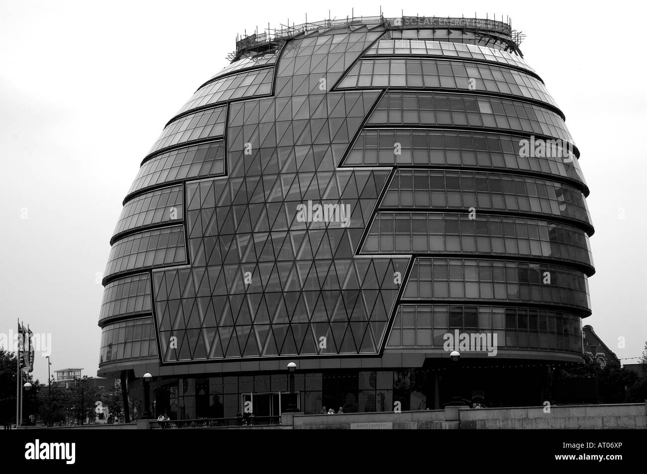 The City Hall London UK - Stock Image