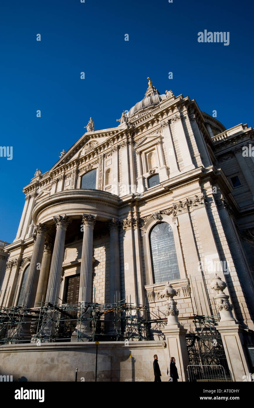 Saint Paul's Cathedral, London, UK Stock Photo