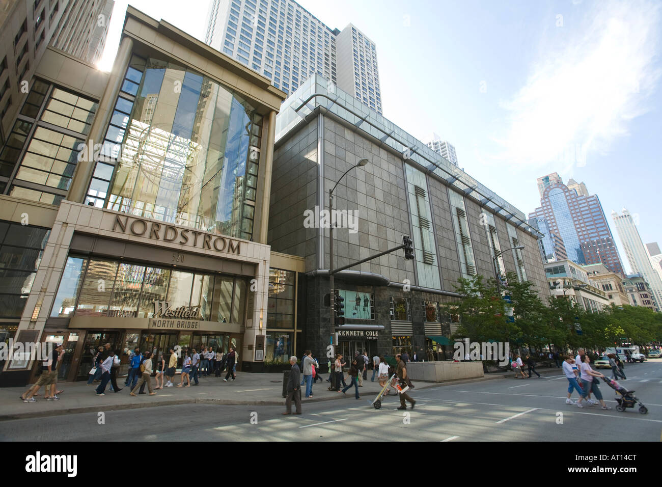 North Michigan Shops is a visually stunning shopping destination residing on the north end of Chicago's Magnificent Mile. Learn More > PARKING Our parking garage is located on: N Rush St, Chicago, IL North Michigan Avenue Chicago, IL Mon – Sat 10am - 7pm.