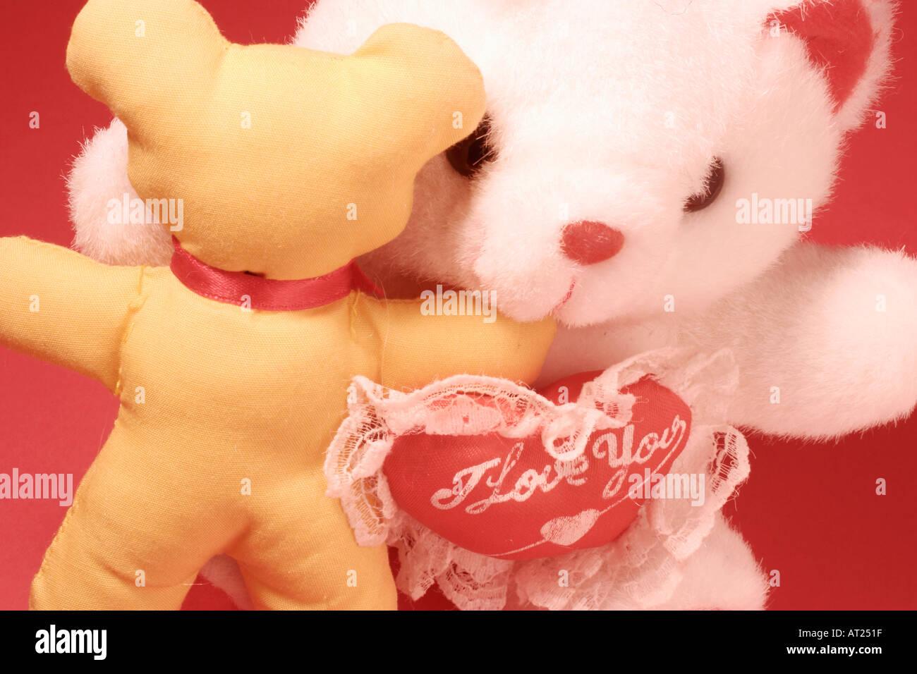 Teddy Bears - Stock Image