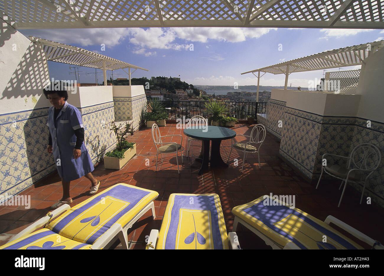 HOTEL ALBERGARIA SENHORA DO MONTE, LISBOA