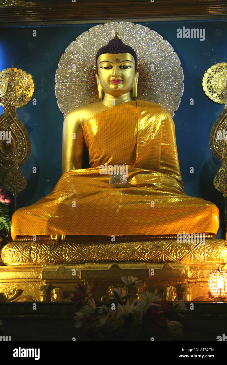 Birth Place Of Buddhism Bihar India: Siddhartha Gautama Stock Photos & Siddhartha Gautama Stock