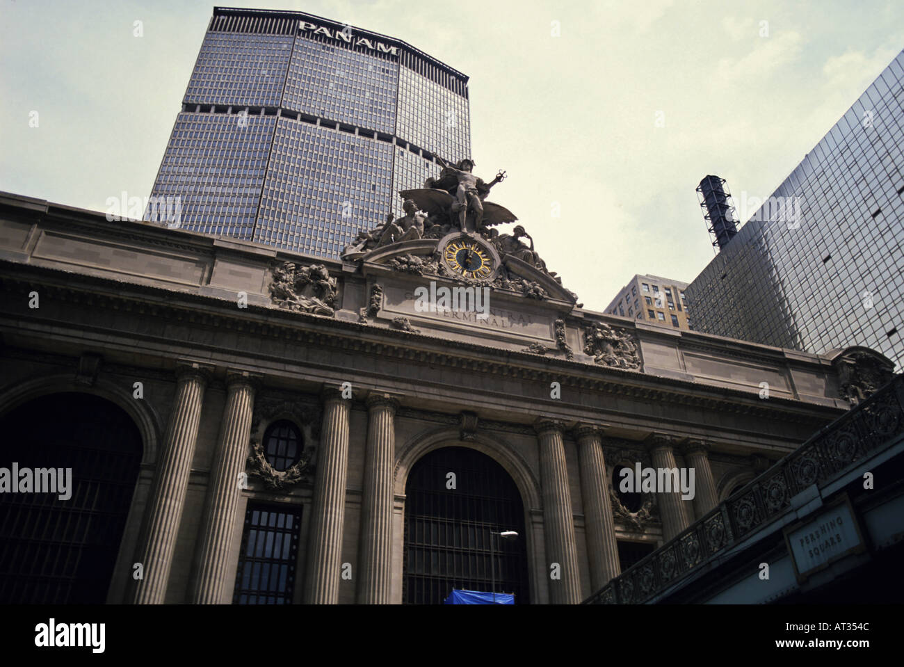 Former Pan Am Building High Resolution Stock Photography and ...