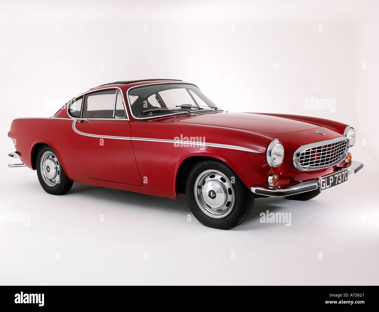 1965 Volvo 1800S - Stock Image