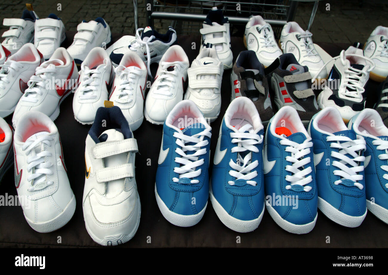 trainers various nike leather sports shoes footwear nike
