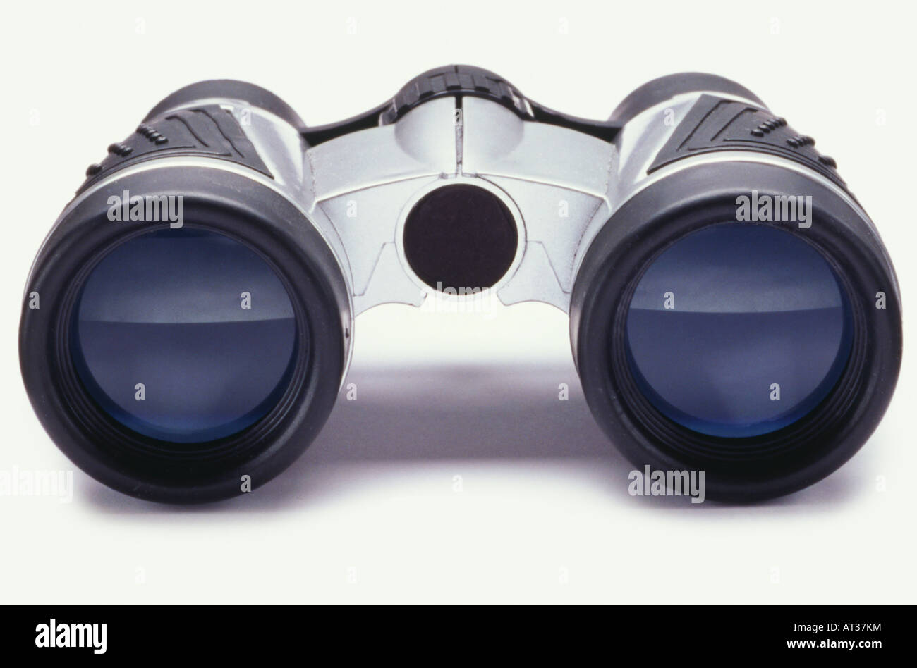 A pair of binoculars Stock Photo