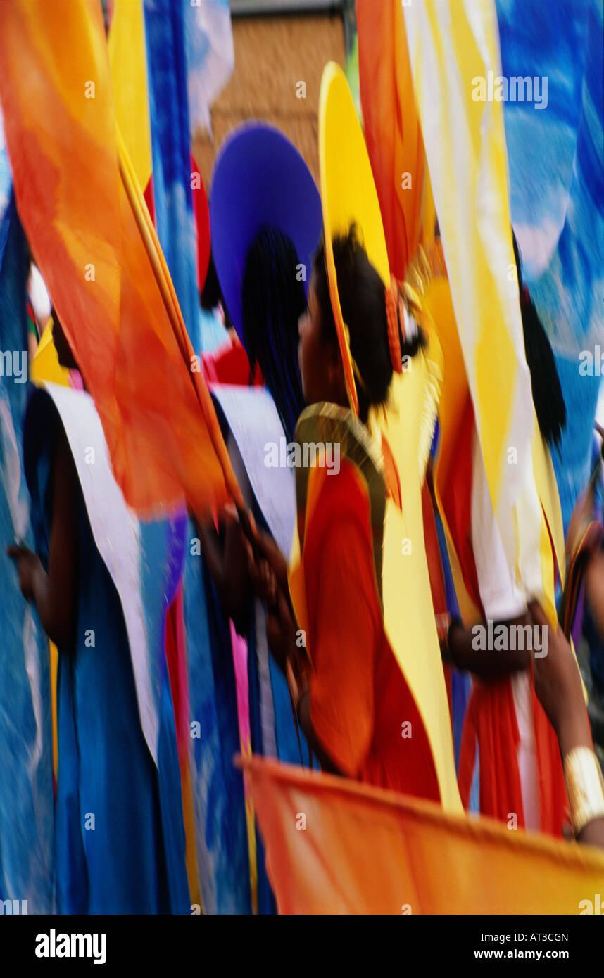 Carnival celebrations - Stock Image
