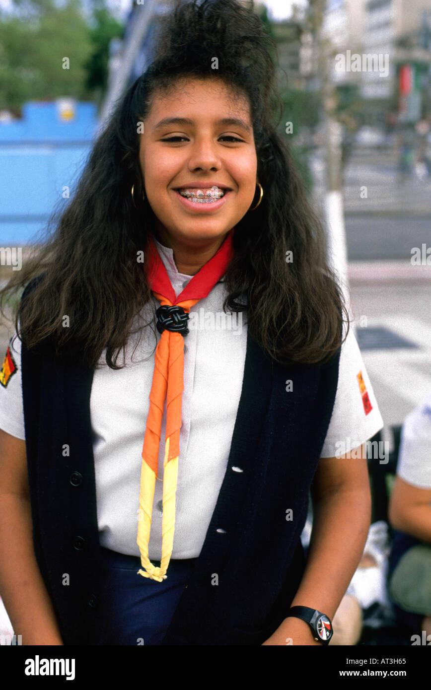 cute hispanic women