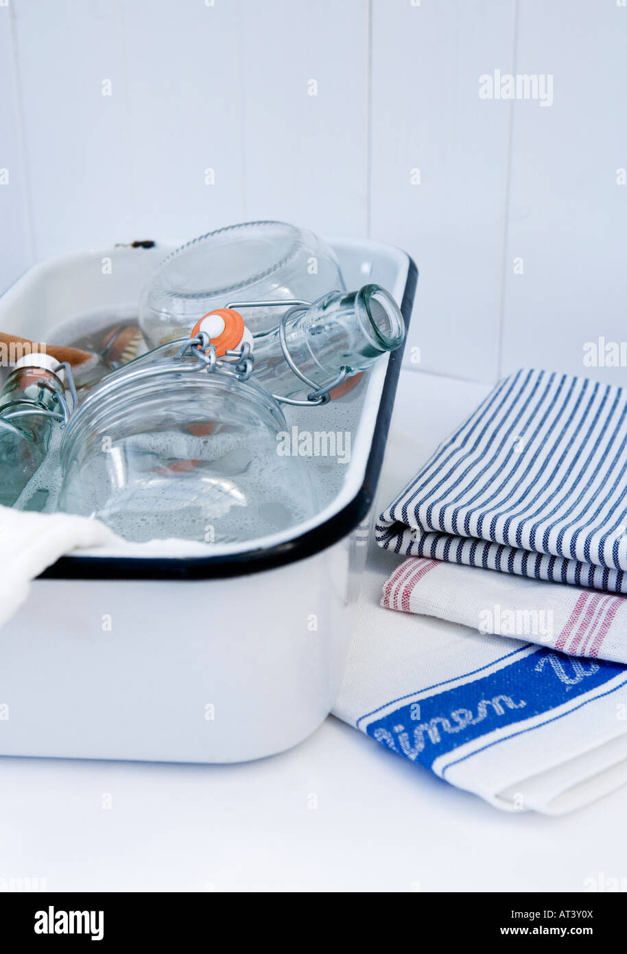 Tea Towels Stock Photos & Tea Towels Stock Images - Alamy