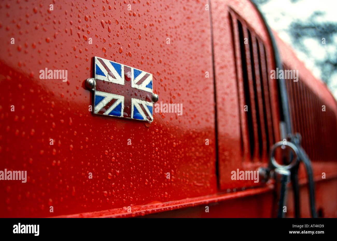 Red Flag Car Historical Stock Photos & Red Flag Car