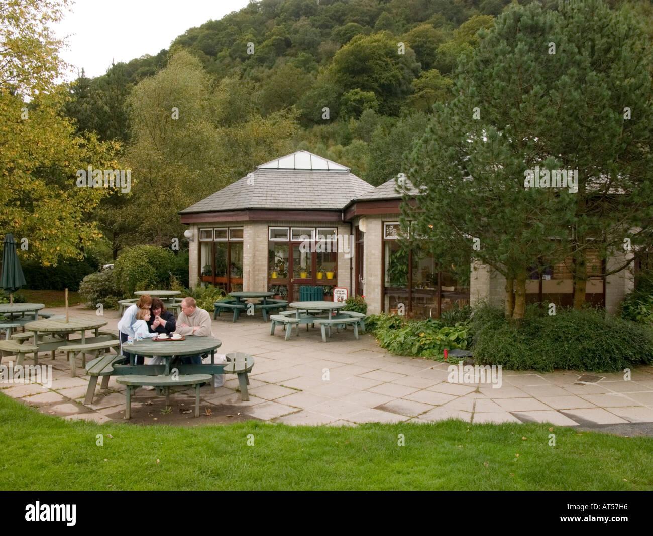 corris craft centre, , corris gwynedd snowdonia national park north wales UK Stock Photo
