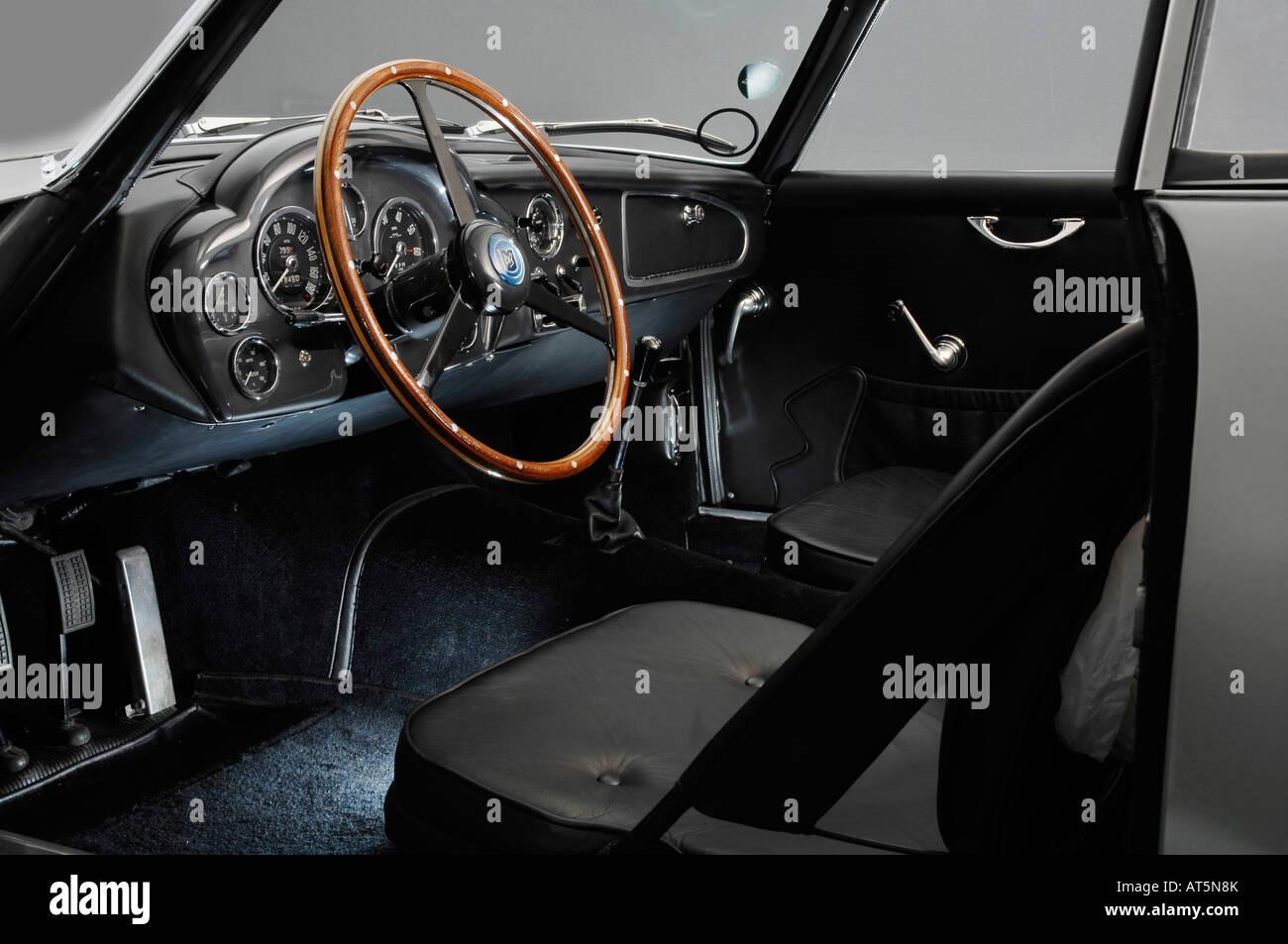1961 Aston Martin Db4 Gt Zagato Stock Photo Alamy