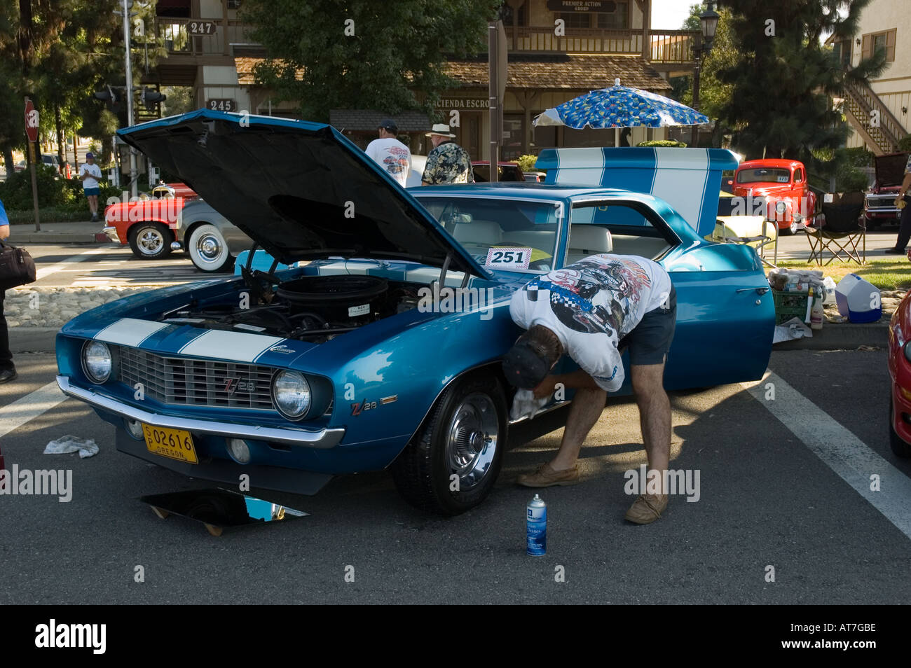 Los Angeles County California Southern Californian San Dimas Classic - California car shows