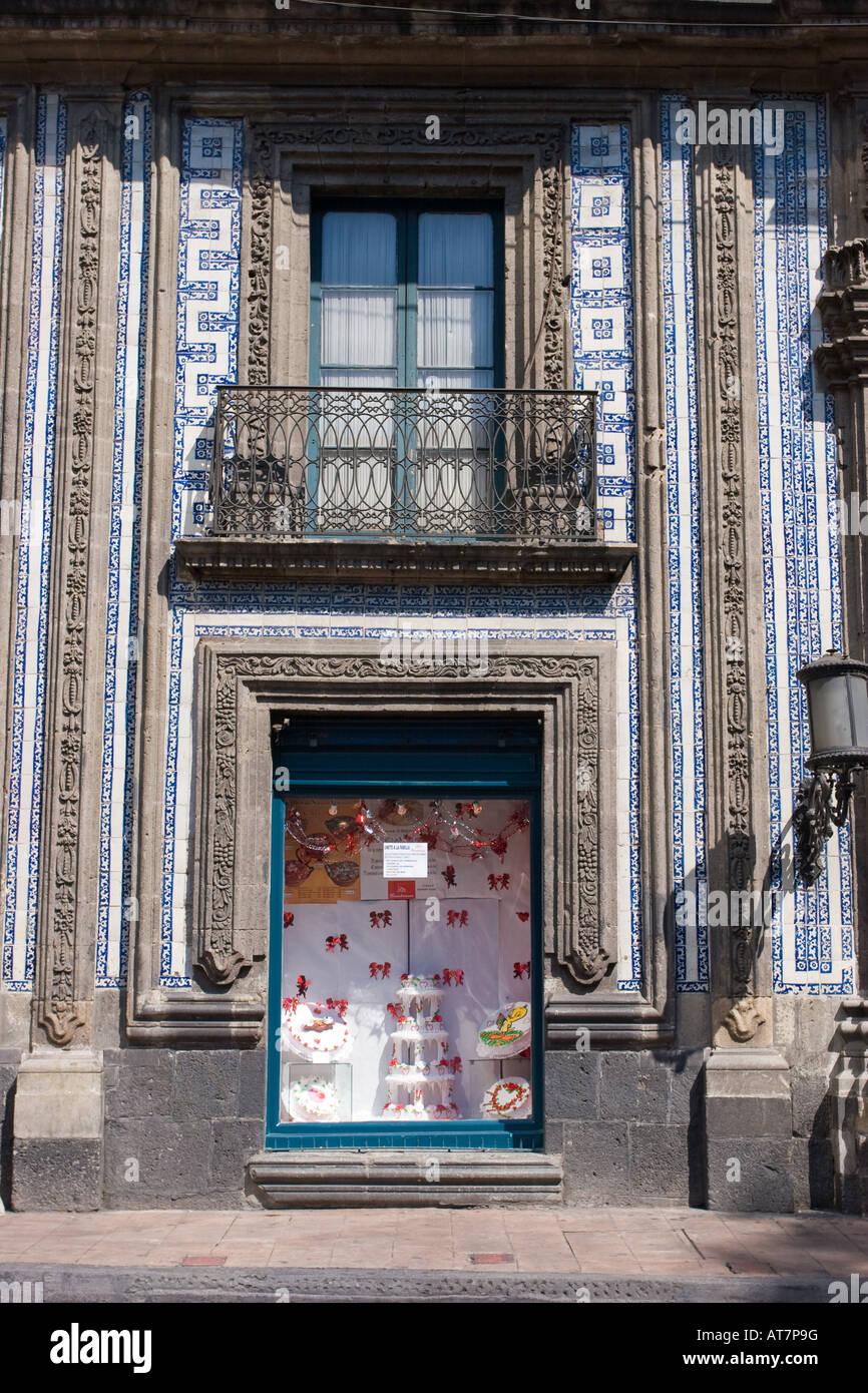 Shop window of \