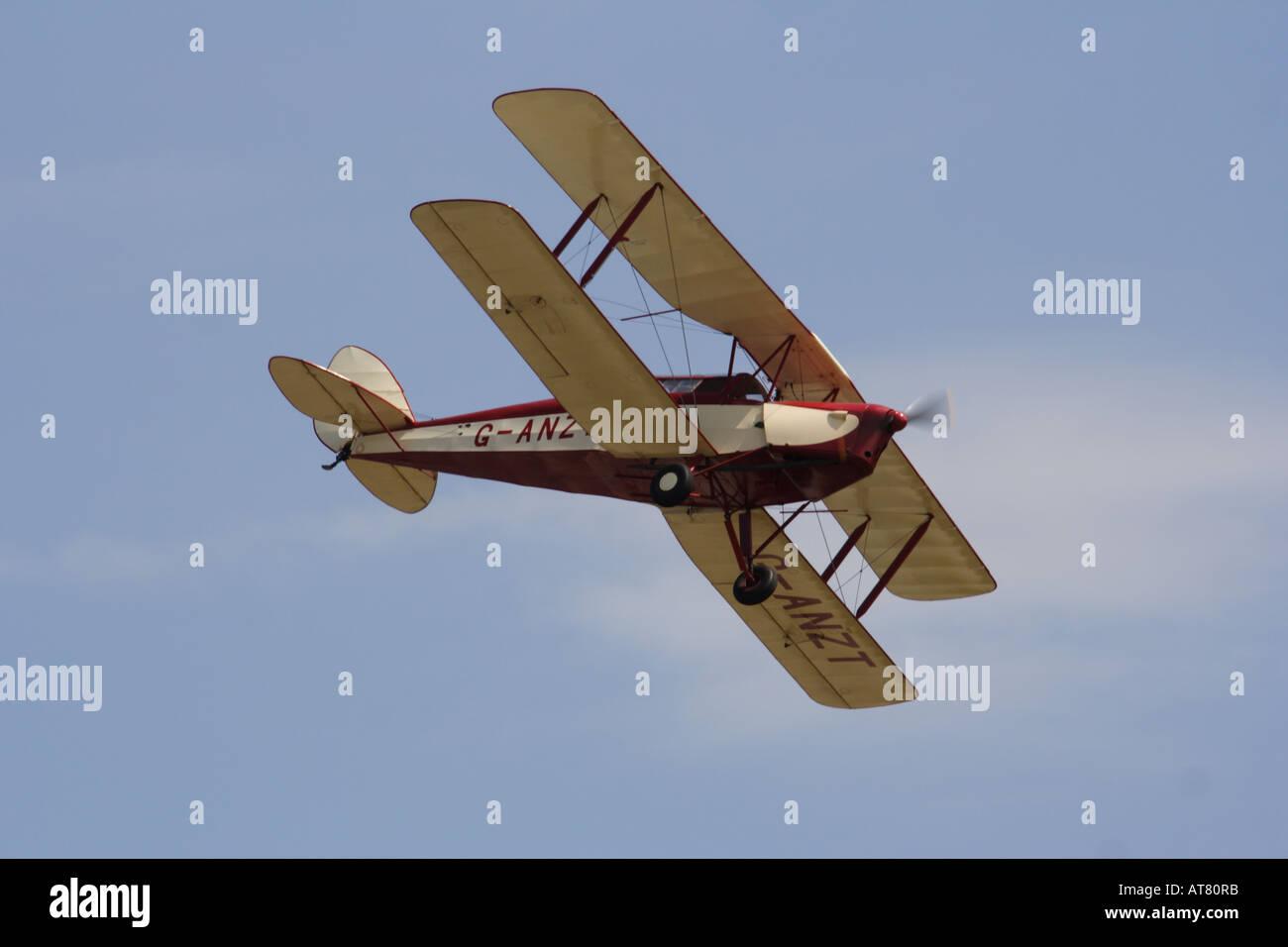 Bi-Plane - Stock Image