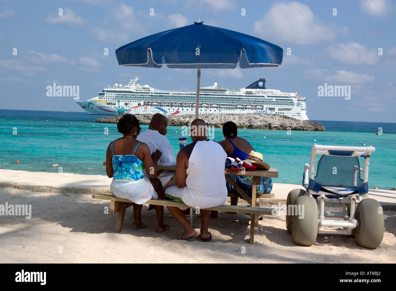 Image result for african american tourists the Bahamas